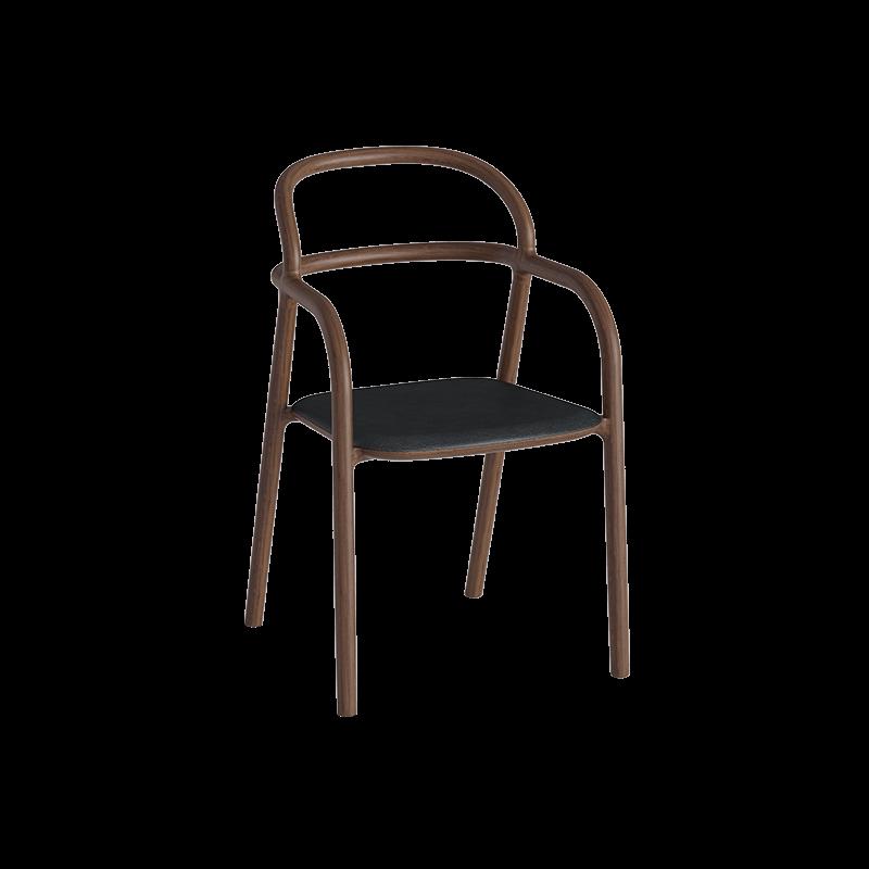 Staufen施陶芬 实木软垫扶手椅(单件装)
