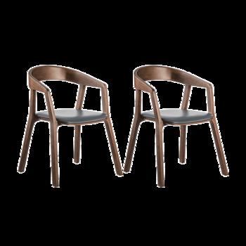 Flin弗林 扶手椅(2件装)
