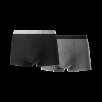 Canelli拉内利 男士平角内裤(2件装)