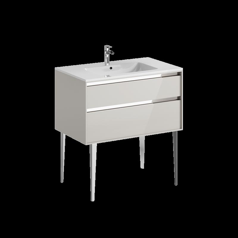 Loire卢埃尔 浴室柜800