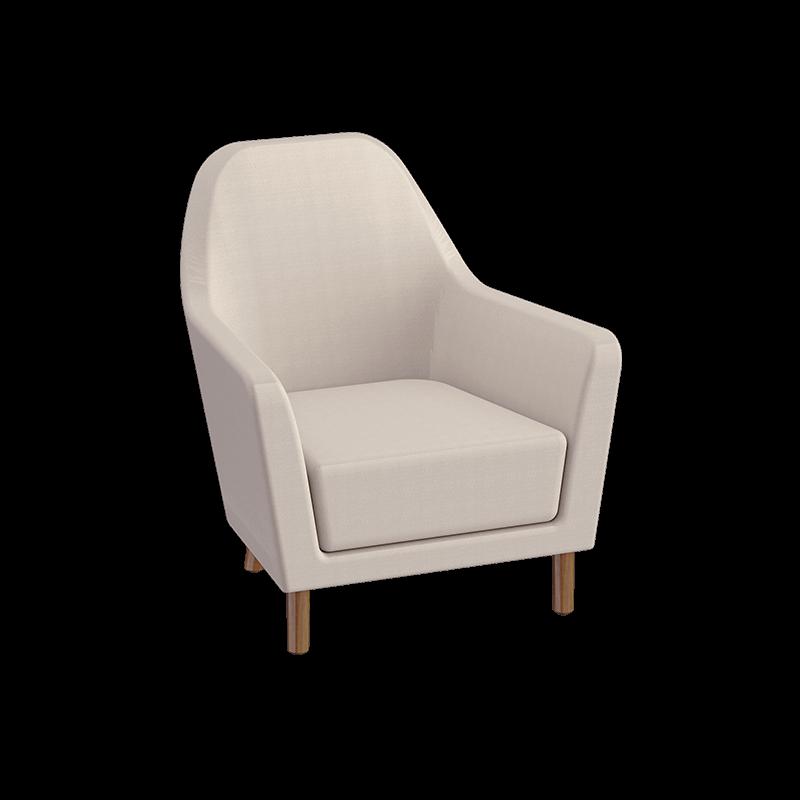 Alva阿尔瓦 单人沙发