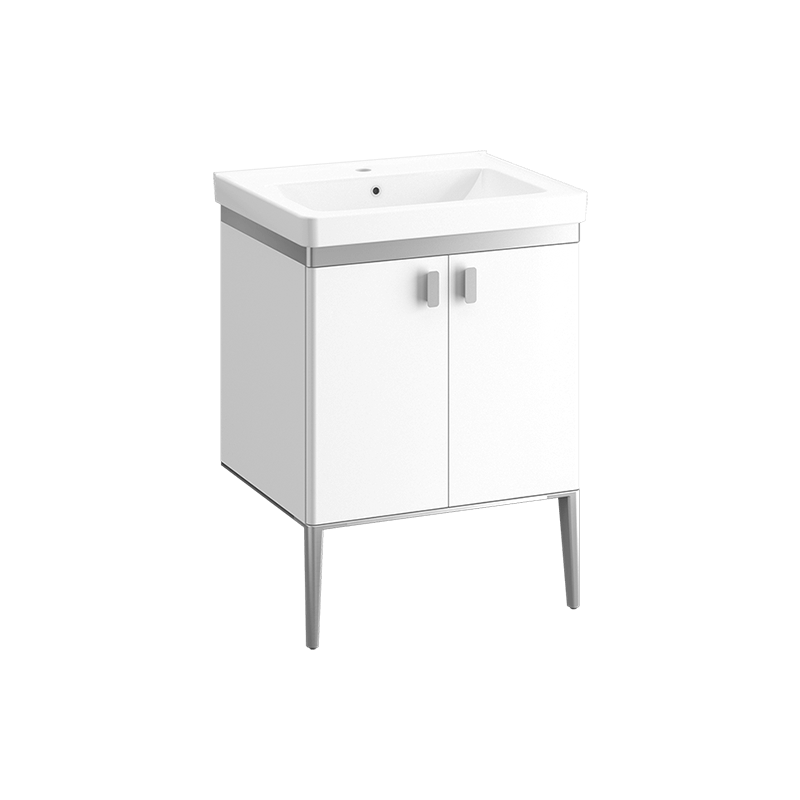 Alva阿尔瓦 浴室柜600(白)