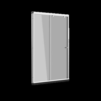 一字型拉门淋浴房(1.4m-1.6m)