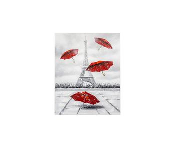 Bourgas布加斯 小红伞A4