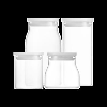 Johore乔弗 玻璃容器套装